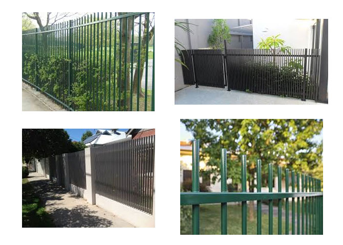 Bar Steel Fencing in Helderberg, Gordons Bay, Somerset West, Strand, Cape Town, Stellenbosch and Overberg