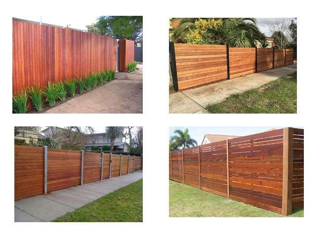 Timber Fencing in Helderberg, Gordons Bay, Somerset West, Strand, Cape Town, Stellenbosch and Overberg